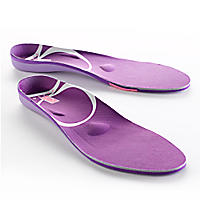 Spenco for Her Q-Factor Women's Total Support Insoles, Pair