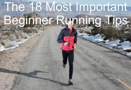 beginner running tips, running tips for beginners