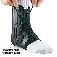 Royce Speed Ankle Brace