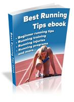 best running tips ebook