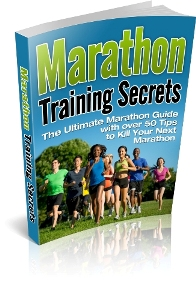 Marathon Training Secrets eBook