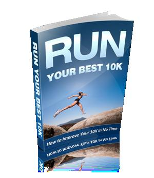 Run Your Best 10k Cover