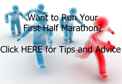 beginner half marathon training