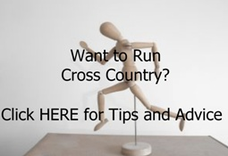 cross country running tips ad