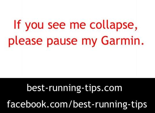 if you see me collapse...