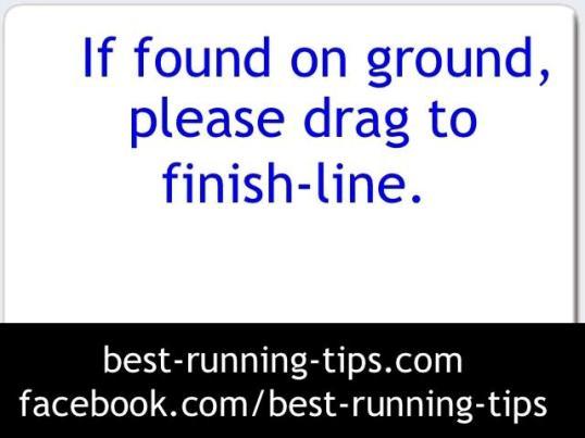 If found on ground...
