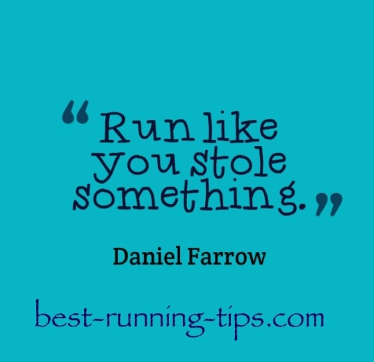 daniel farrow running quote