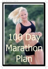 100 day marathon plan