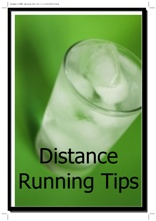 distance running tips