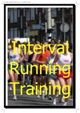 interval running training