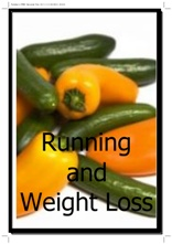 running and weight loss