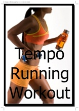tempo running workout