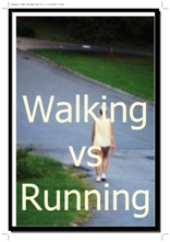 walking vs running