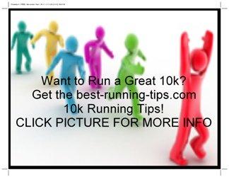 10k running tips