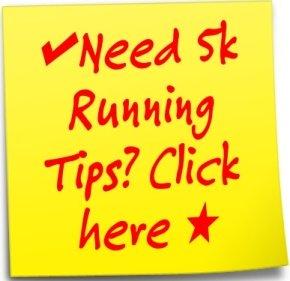5k running tips