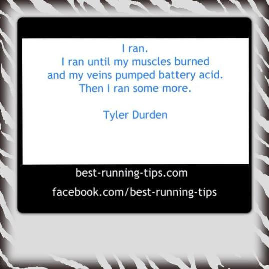 fight club running