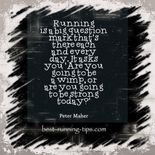 peter maher quote