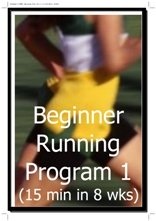 beginners running program 1
