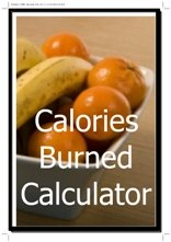 calories burned calculator