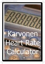 karvonen heart rate monitor training