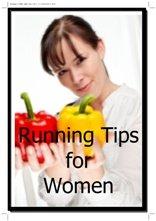 running tips for women